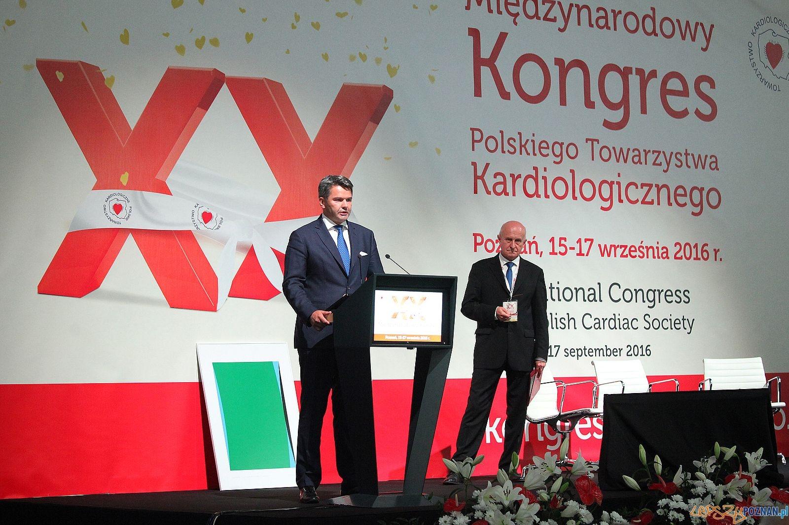 Międzynarodowy Kongres Kardiologiczny w Poznaniu  Foto: materiały prasowe