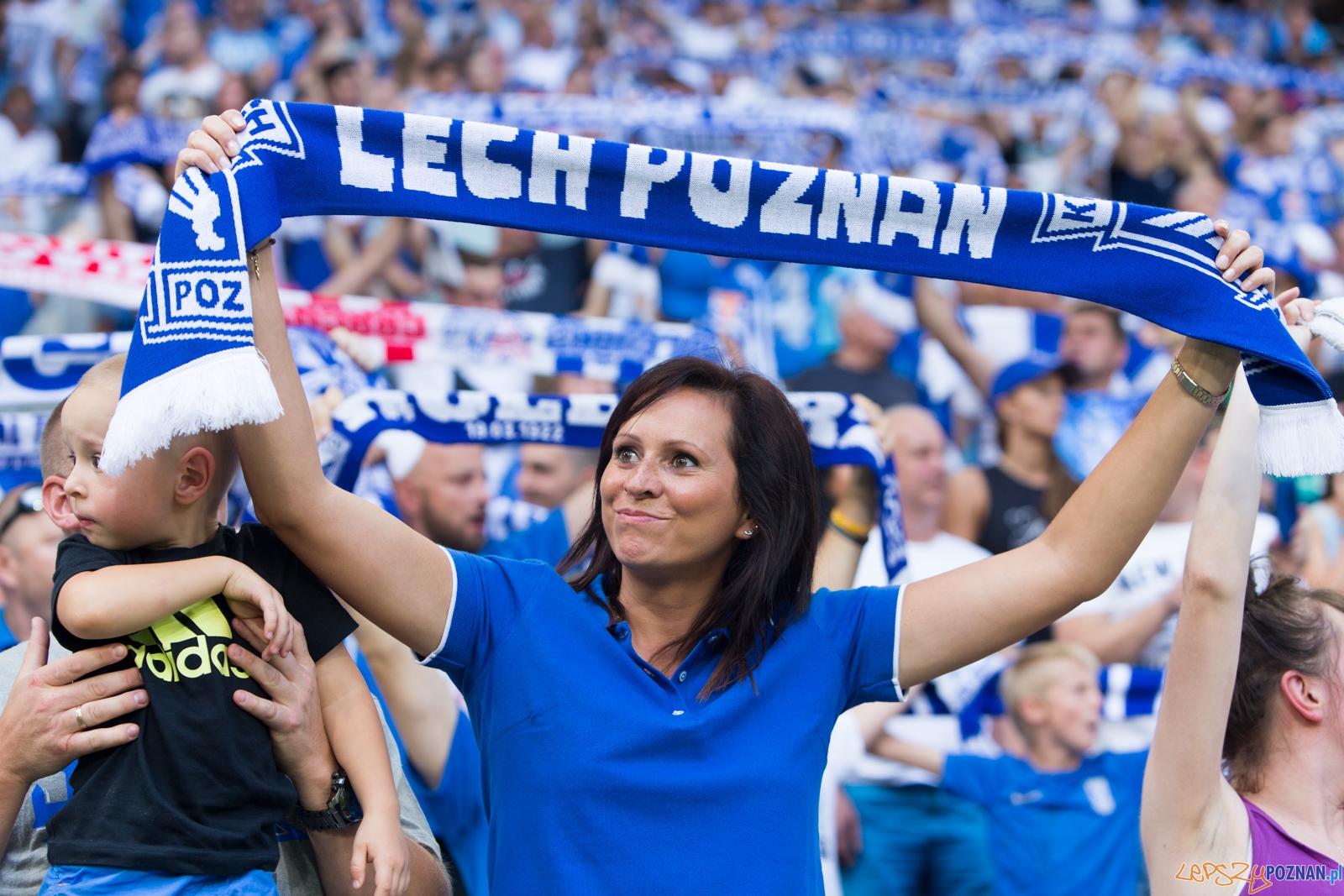 Lech Poznań - Pogoń Szczecin  Foto: lepszyPOZNAN.pl / Piotr Rychter