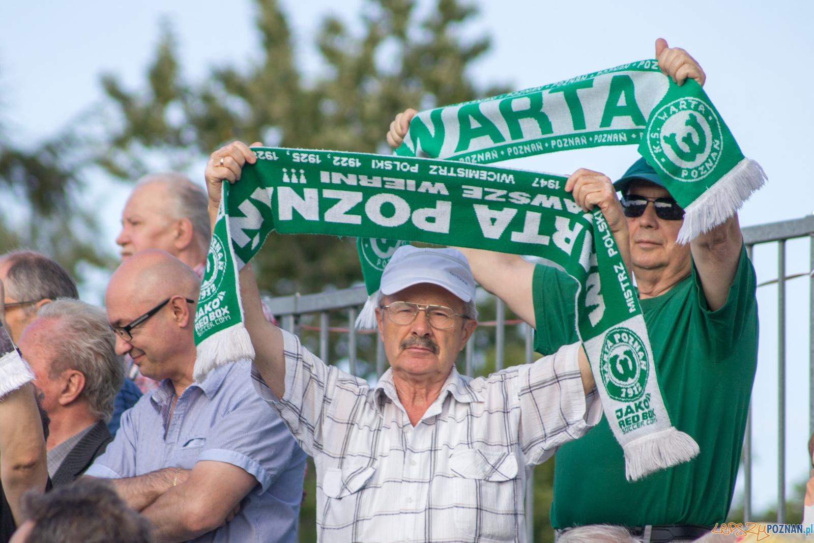 Warta Poznań-Stal Stalowa Wola  Foto: Ewelina Jaśkowiak