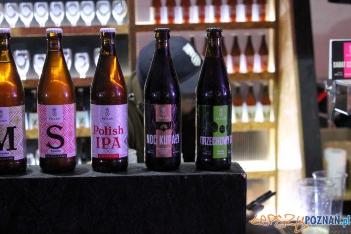 Beer & Food Festival w Starej Rzeźni  Foto: TeDe