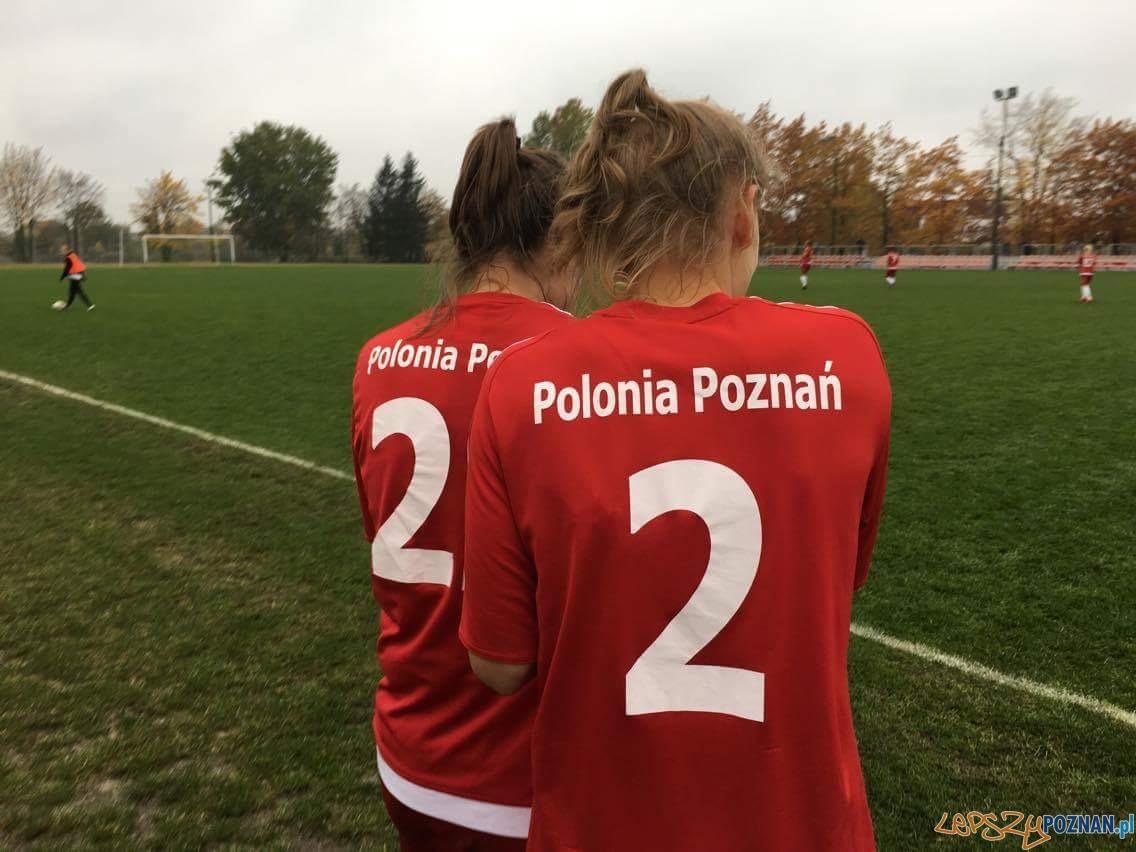 KS Raszyn - Polonia Poznań  Foto: materiały prasowe