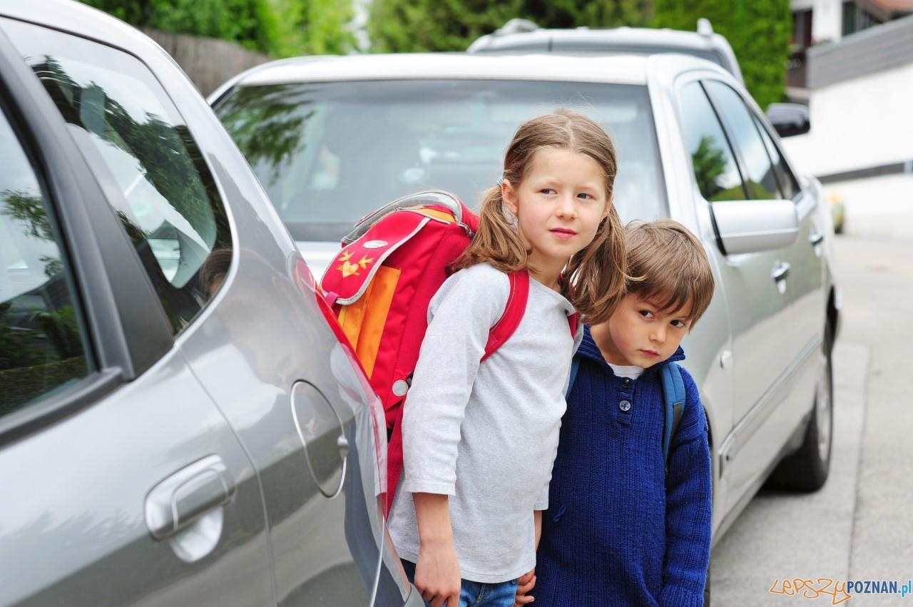 bezpieczna droga do szkoły  Foto: fotolia / materiały prasowe
