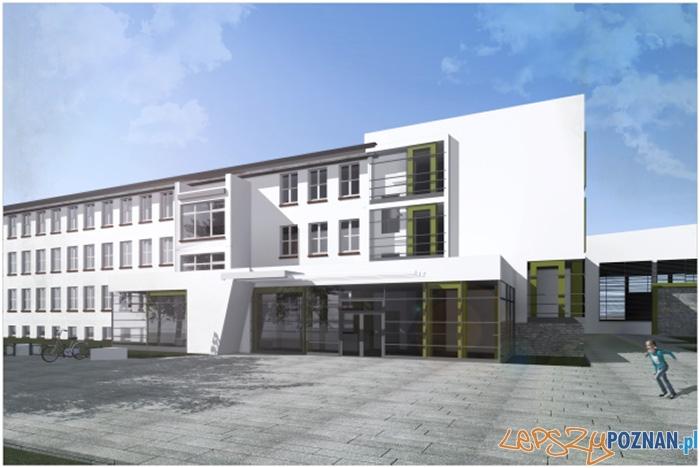 Rozbudowa szkoły w Szczepankowie  Foto: UMP