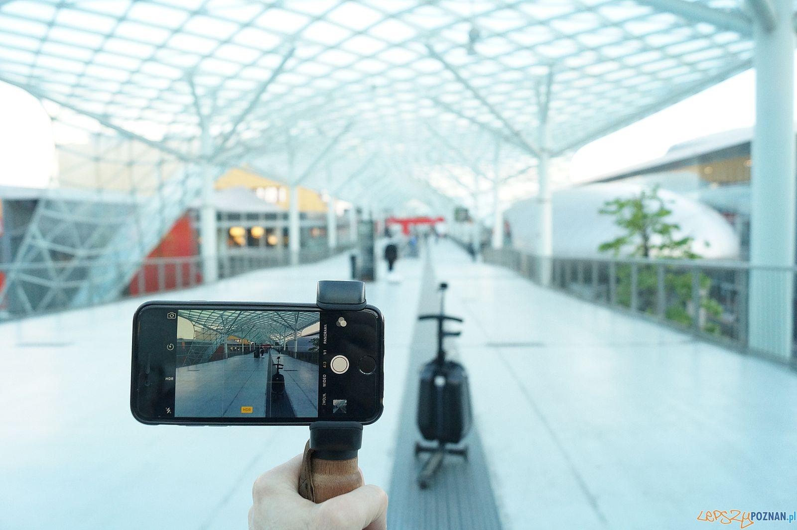 Lotnisko w Mediolanie  Foto: Michał Mazur / trendnomad.com