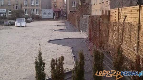 Zaniedbany Skwer na Śródce zostanie uporządkowany  Foto: Mariusz Wiśniewski / facebook