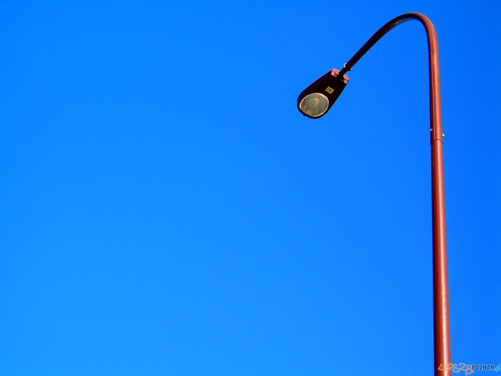 Latarnia uliczna  Foto: sxc / Josh Klute