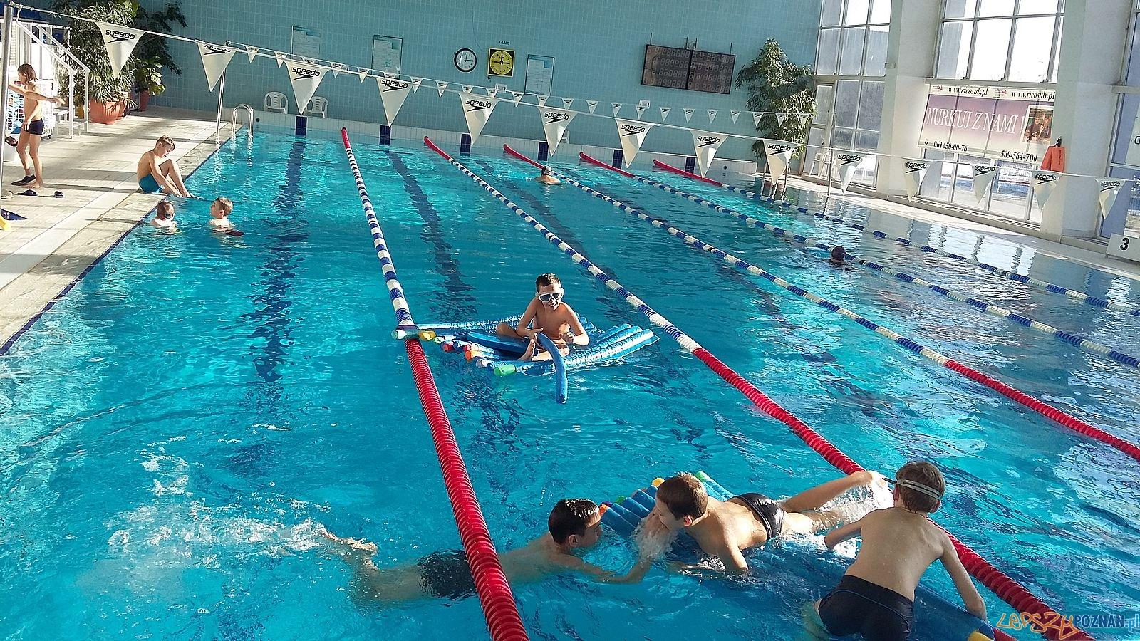 Pływalnia - Akcja Zima  Foto: POSiR