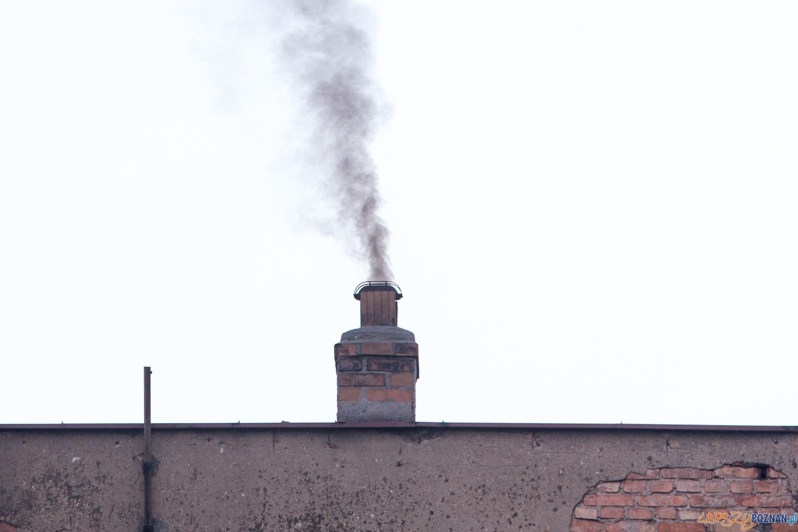 Komin  Foto: lepszyPOZNAN.pl / Piotr Rychter