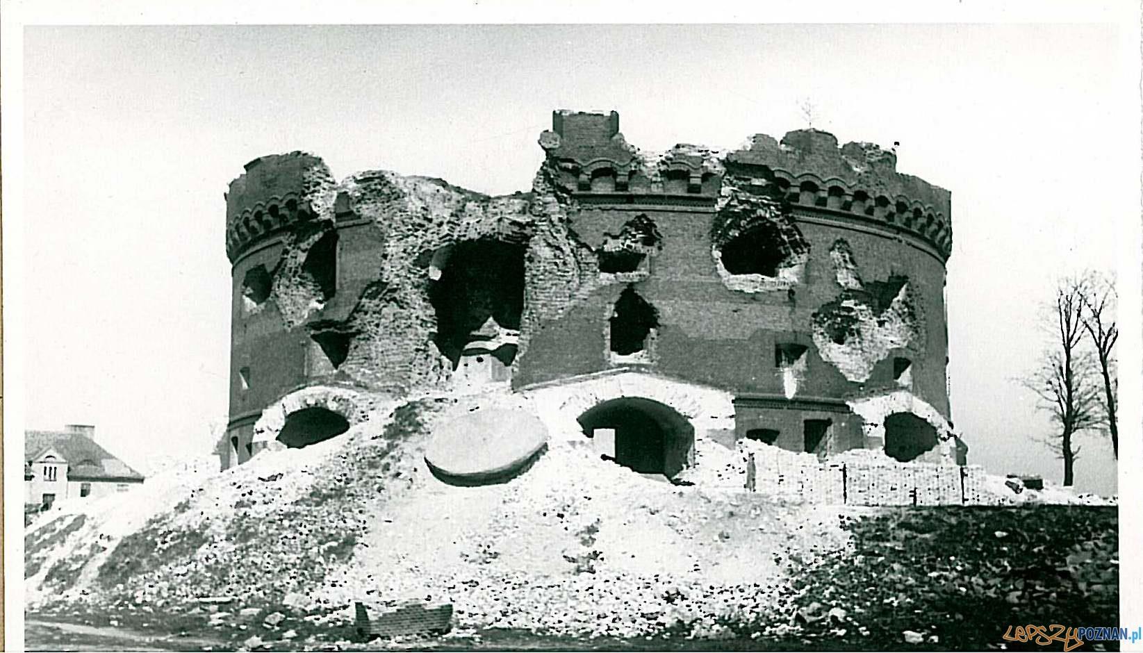 Fort Rauch  Foto: Wydawnictwo Pomost / Festun Posen 45 - facebook