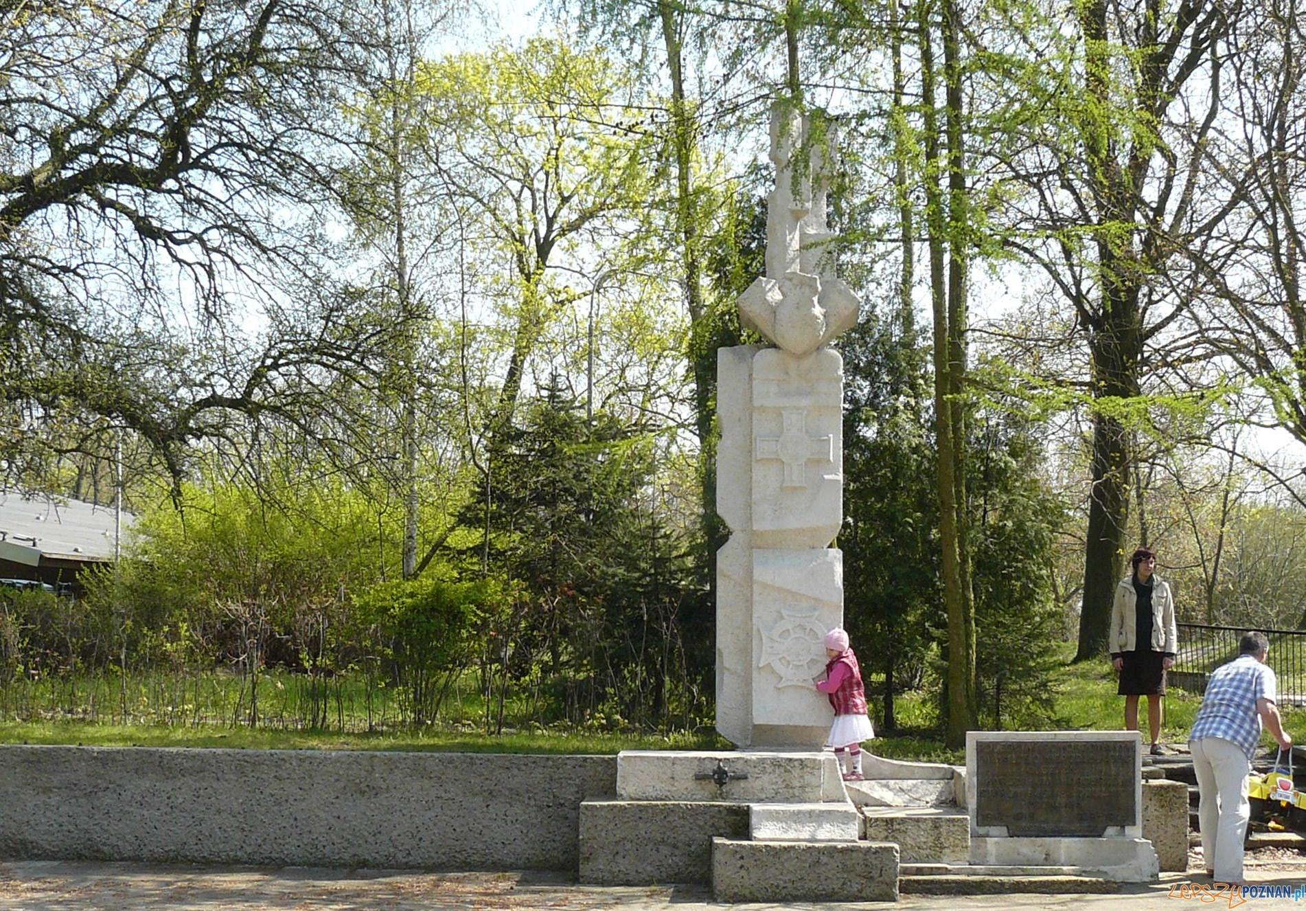 Pomnik Harcerzy - rzeźba Józefa Kaliszana na Cytadeli  Foto: MOs810 / wikipedia