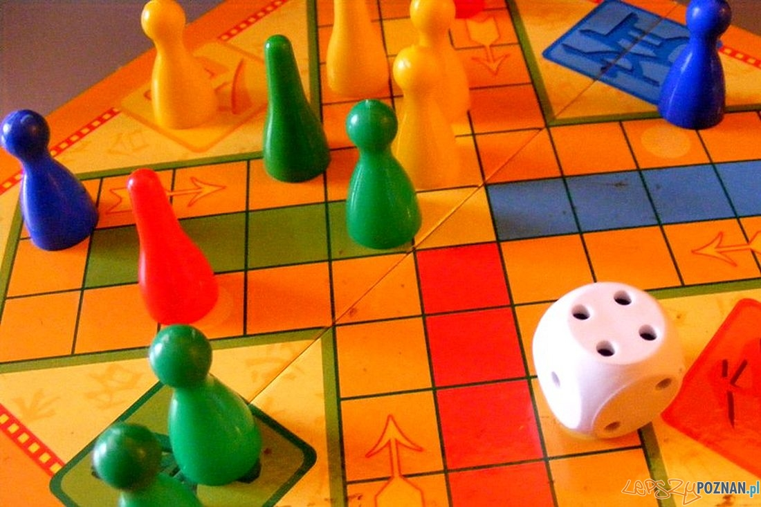 Chińczyk - gry planszowe  Foto: materiały prasowe