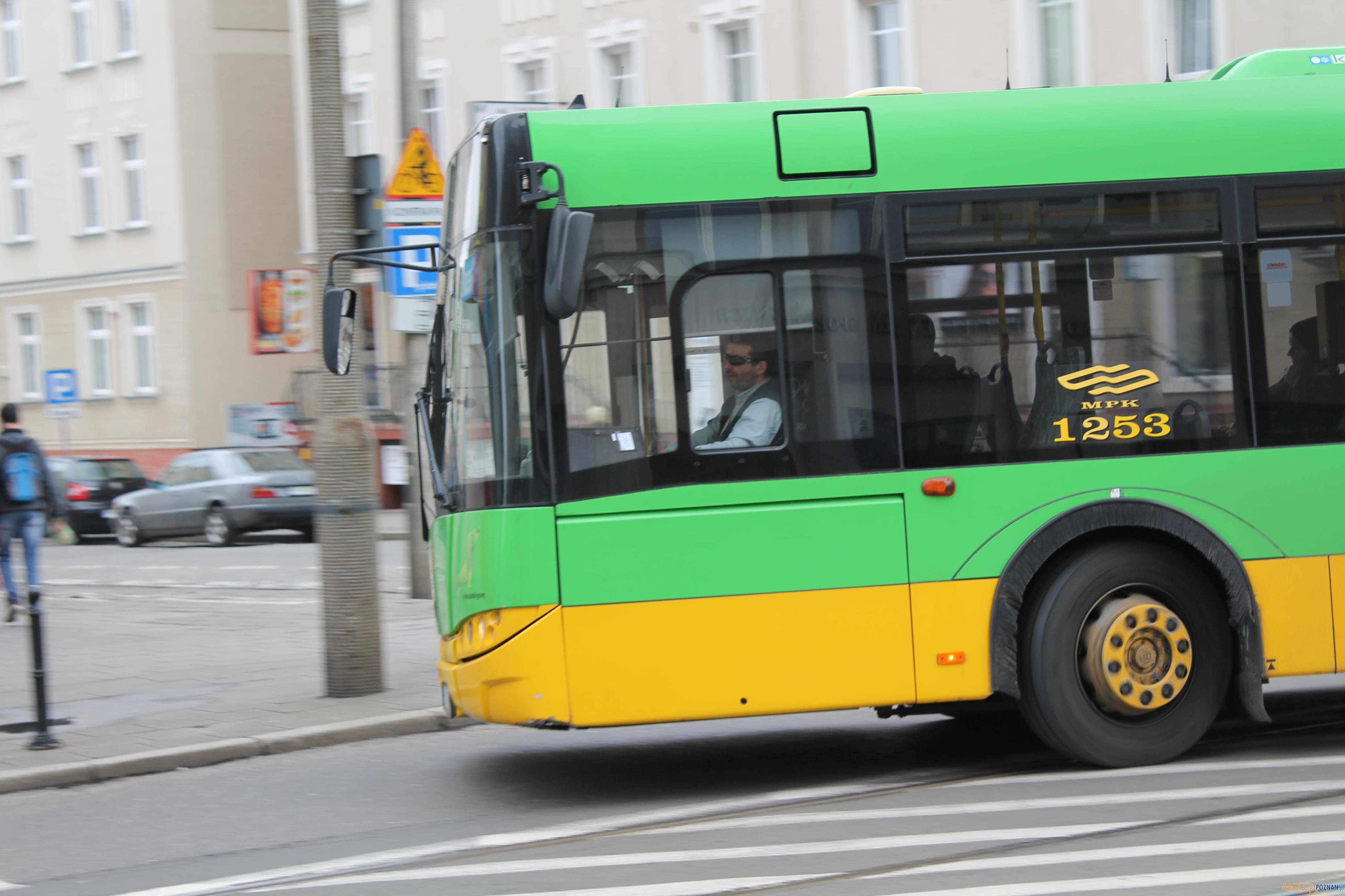 Autobus  Foto: TD