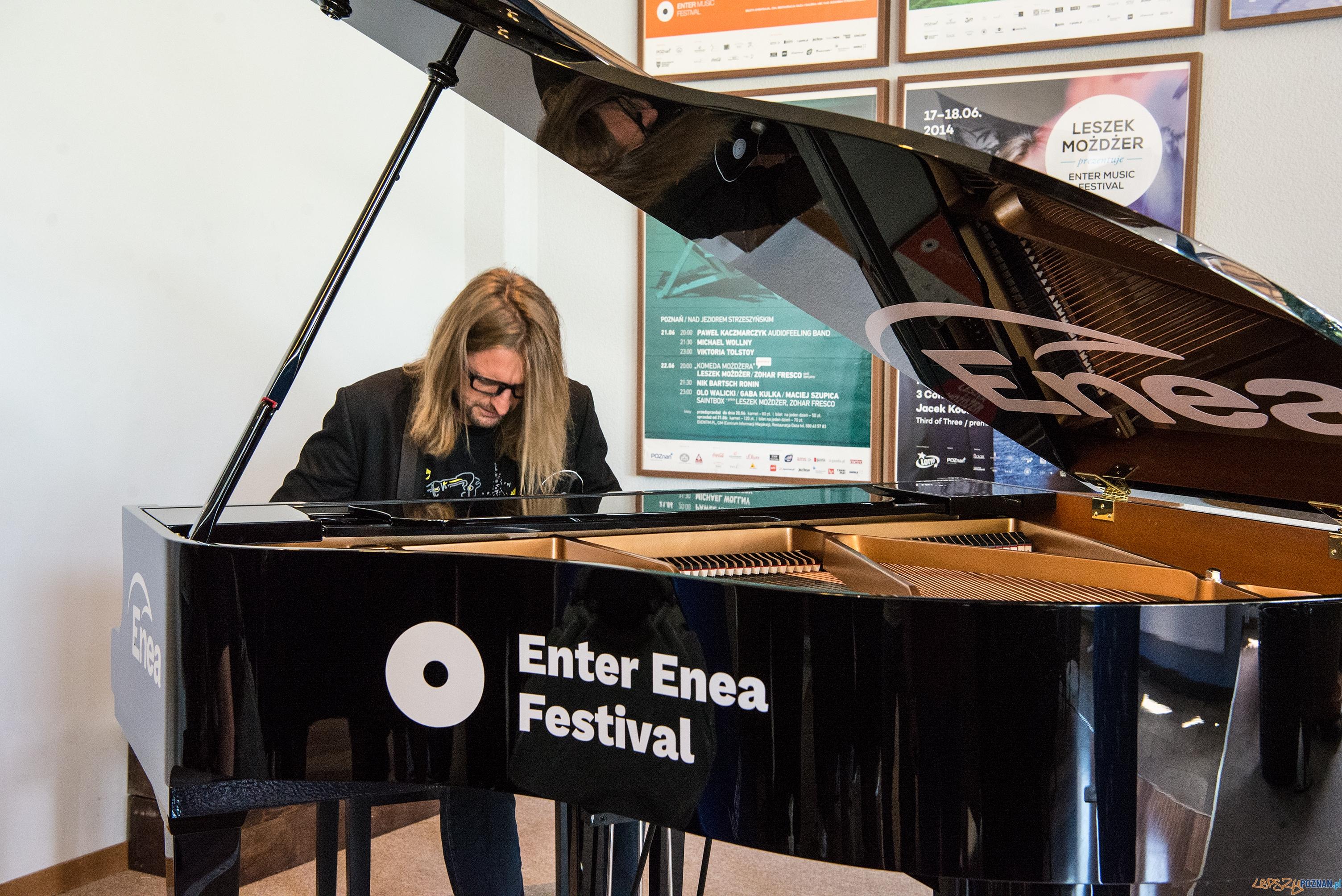 Fortepianowa edycja Enter Enea Festival  Foto: materiały prasowe