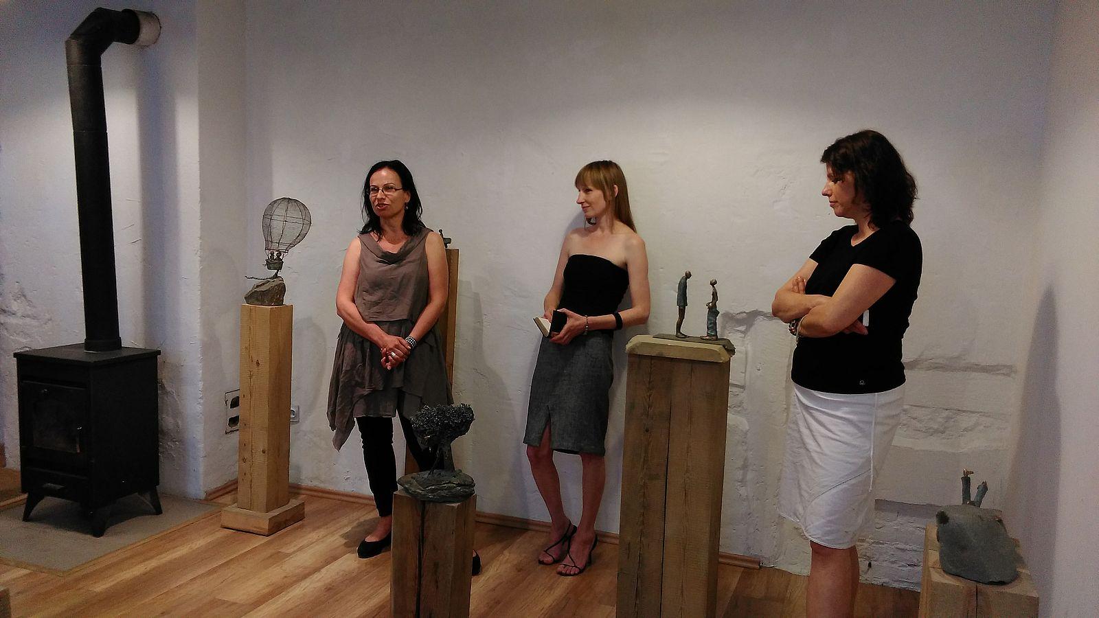 Centralne Oko - wystawa A. Ilskiej Gruchot (5)  Foto: Tomasz Dworek