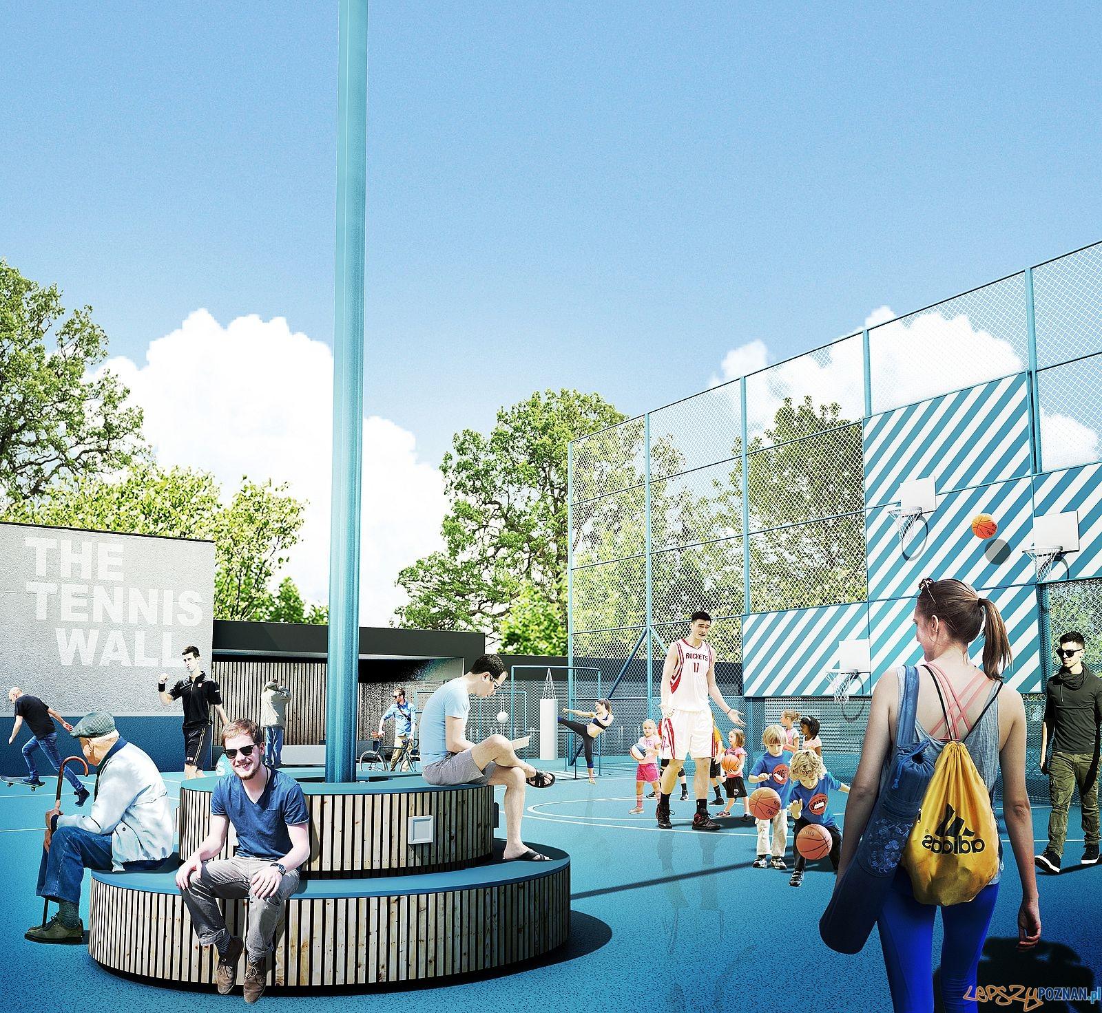 Tu WOLNO - nowy Ogrod Jordanowski - mat. UGO Architecture (6)  Foto: