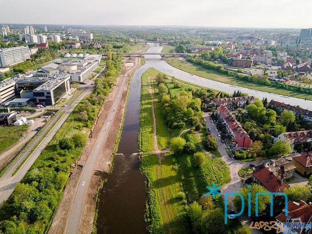 Wartostrada z lotu drona  Foto: PIM