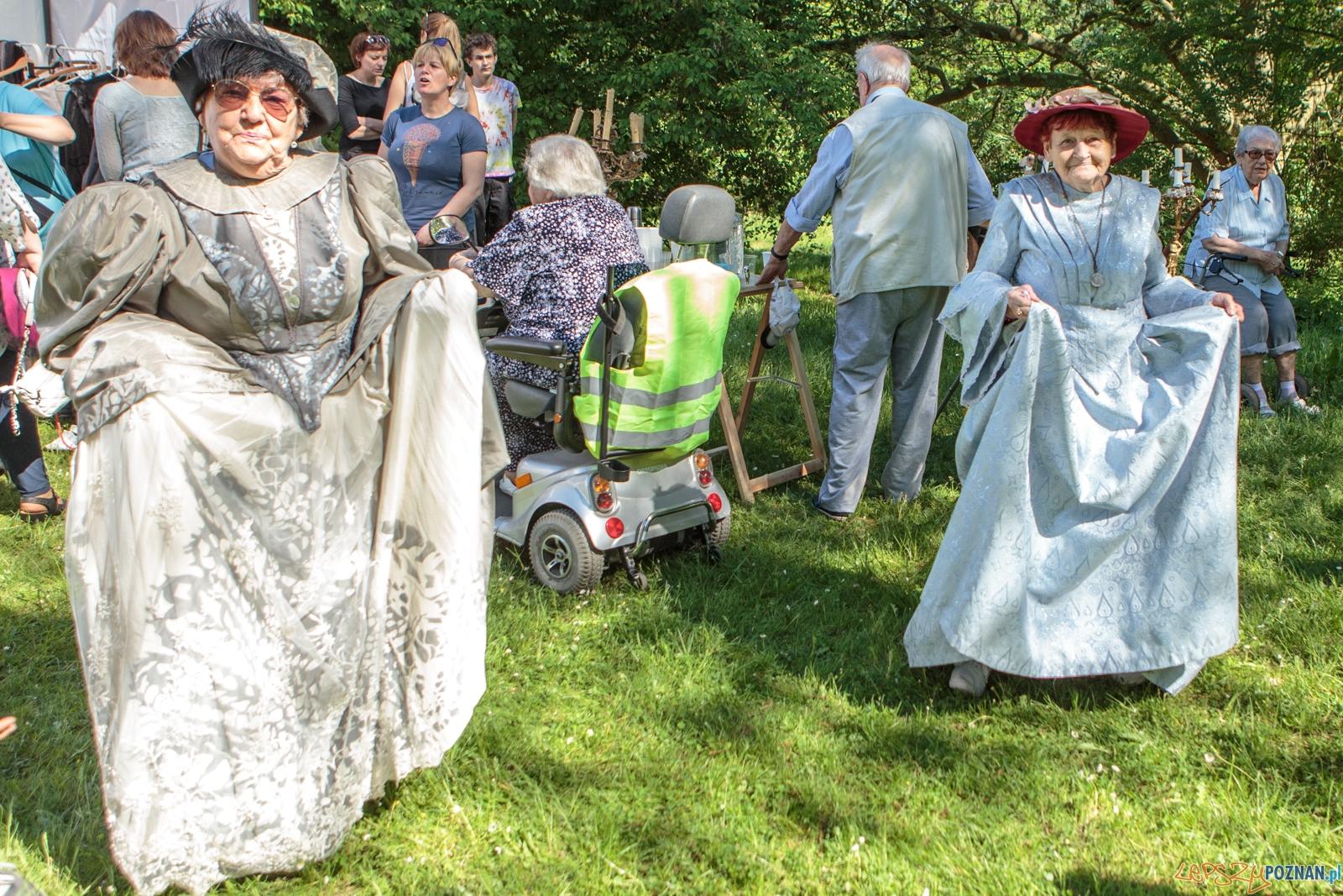 Belle Epoque. Piknik Historyczny na Szelągu - Poznań 27.05.201  Foto: LepszyPOZNAN.pl / Paweł Rychter