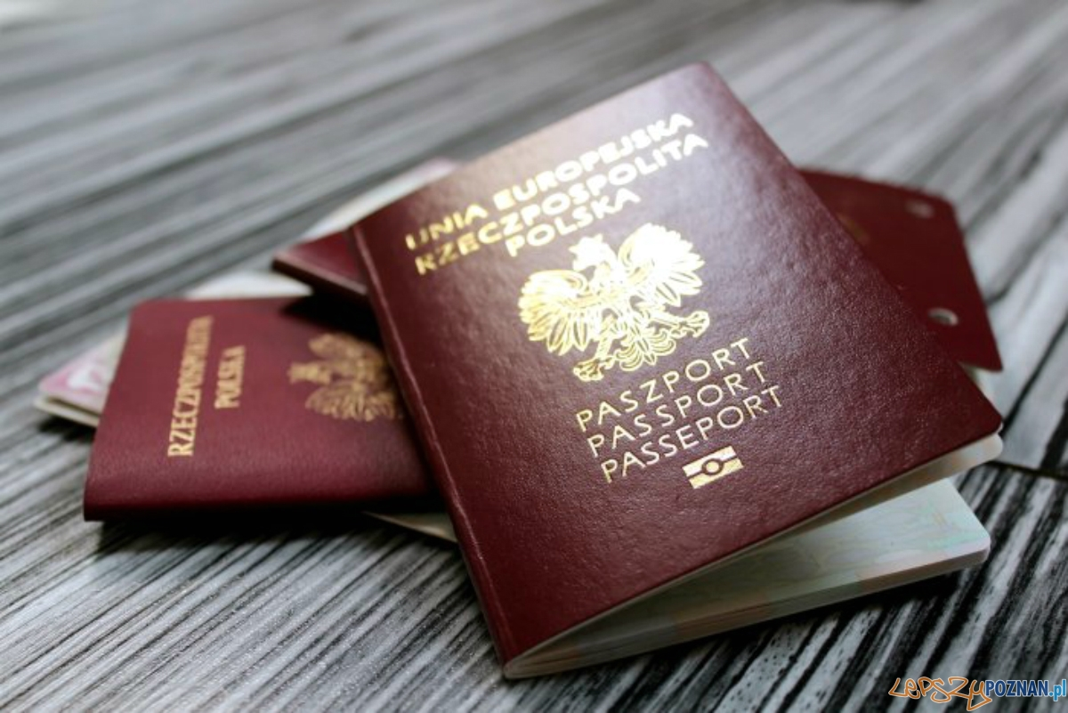 Paszport  Foto: MSWiA