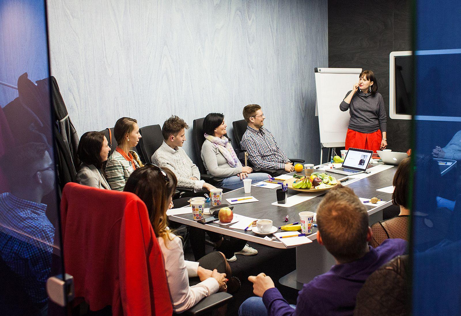 Warsztaty biznesowe  Foto: Idea Hub / materiały prasowe