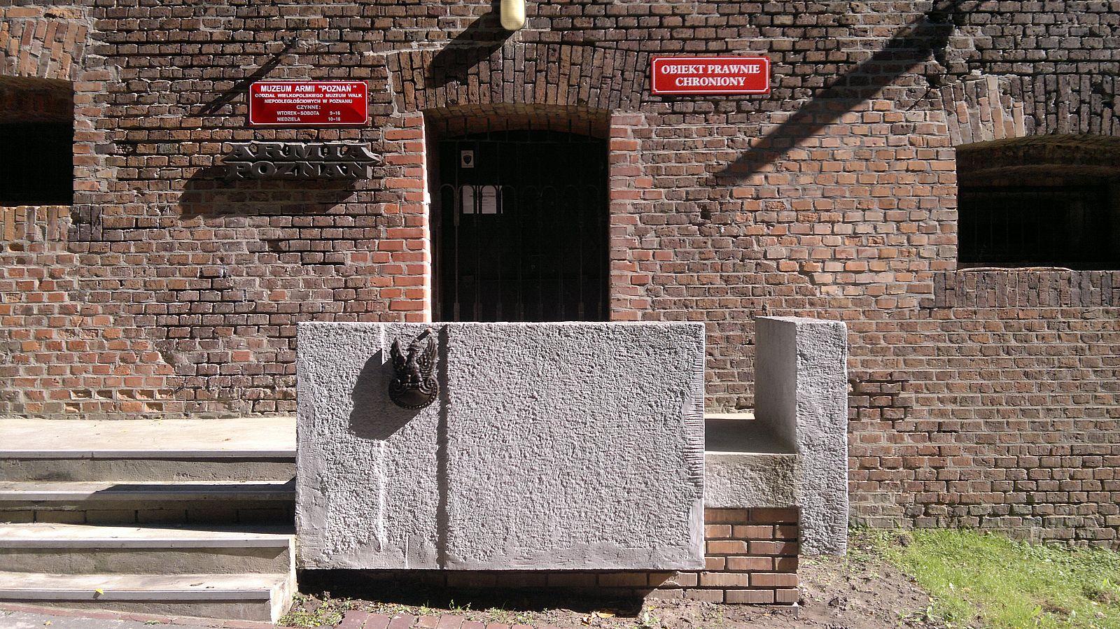 Cytadela Muzuem Armii Poznań [2012]  Foto: Tomasz Dworek