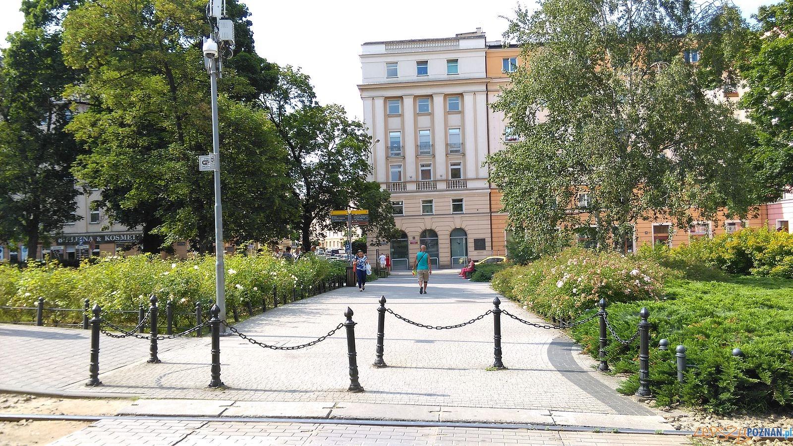 Plac Ratajskiego (7)  Foto: T. Dworek / ROSM