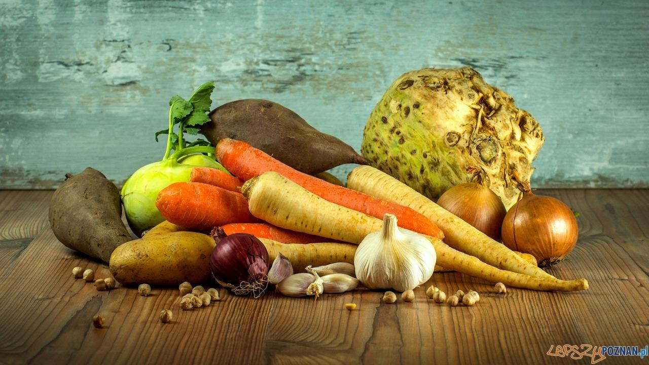 Wegetarianizm hit czy mit - warzywa i owoce  Foto: Procontent Communication / materiały prasowe