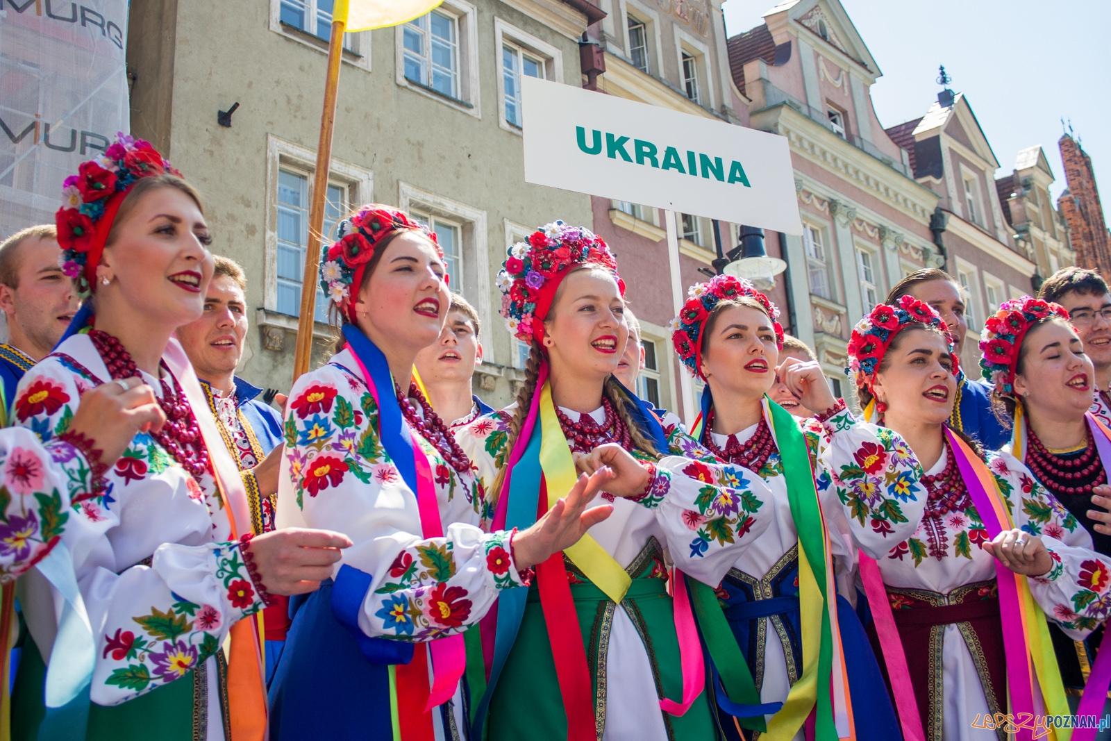 Swiatowy Przeglad Folkloru Integracje  Foto: lepszyPOZNAN.pl / Ewelina Jaskowiak