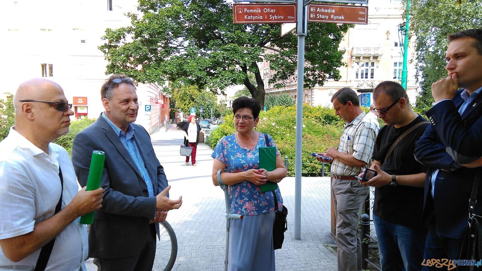 Plac Ratajskiego (1)  Foto: T. Dworek / ROSM