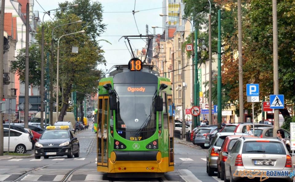 Ulica Dąbrowskiego znów będzie zamknięta  Foto: ZDM