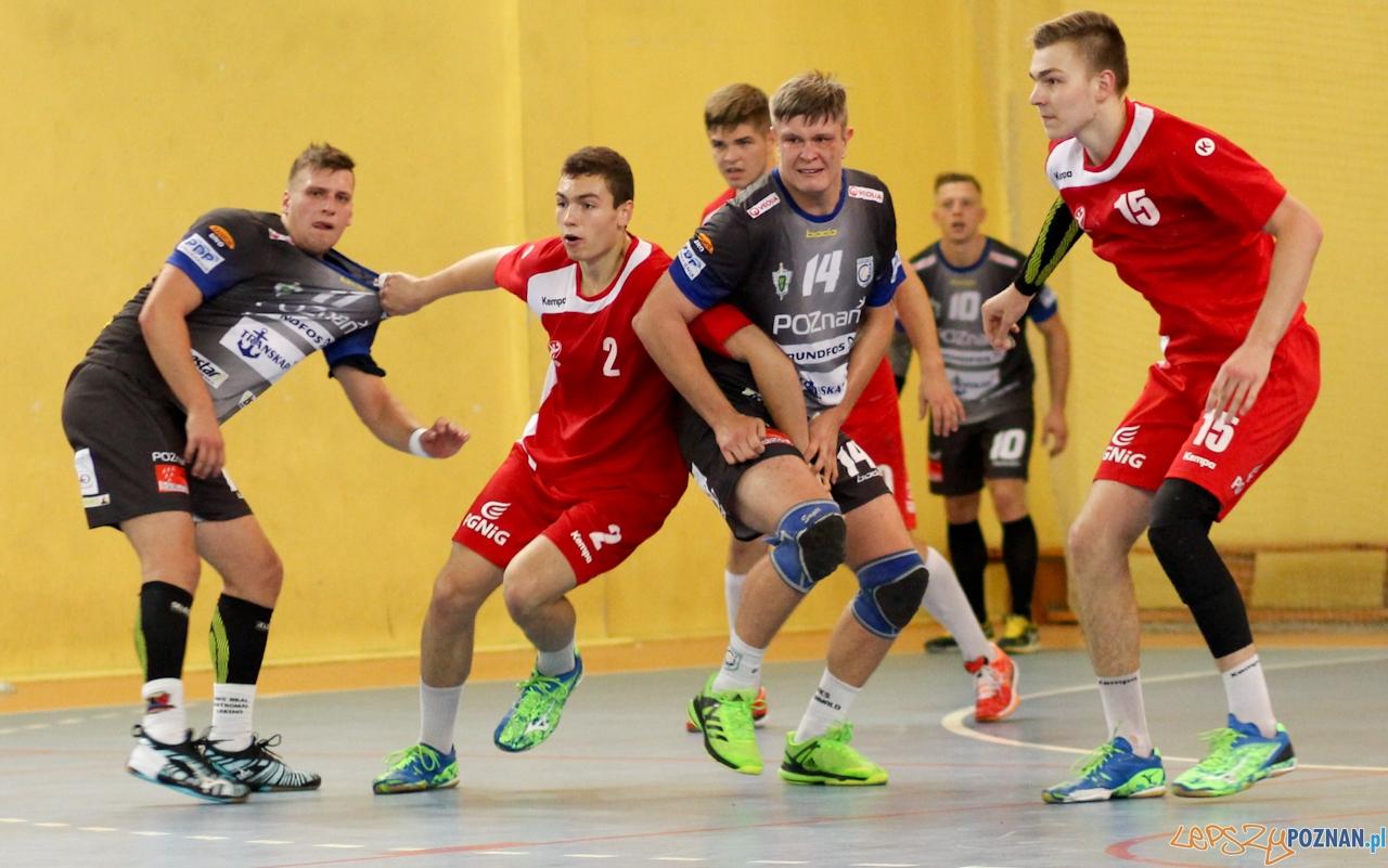 WKS Grunwald - SMS Gdańsk  Foto: sportowy-poznan.pl / Elżbieta Skowron