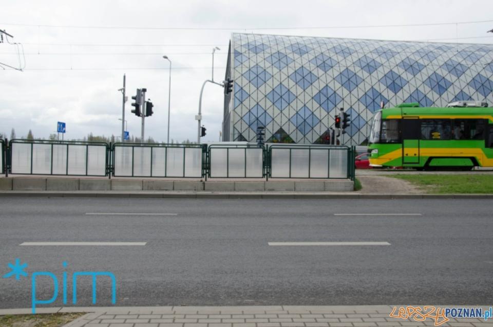 Rozpoczyna się budowa przejścia na ul. Matyi  Foto: PIM