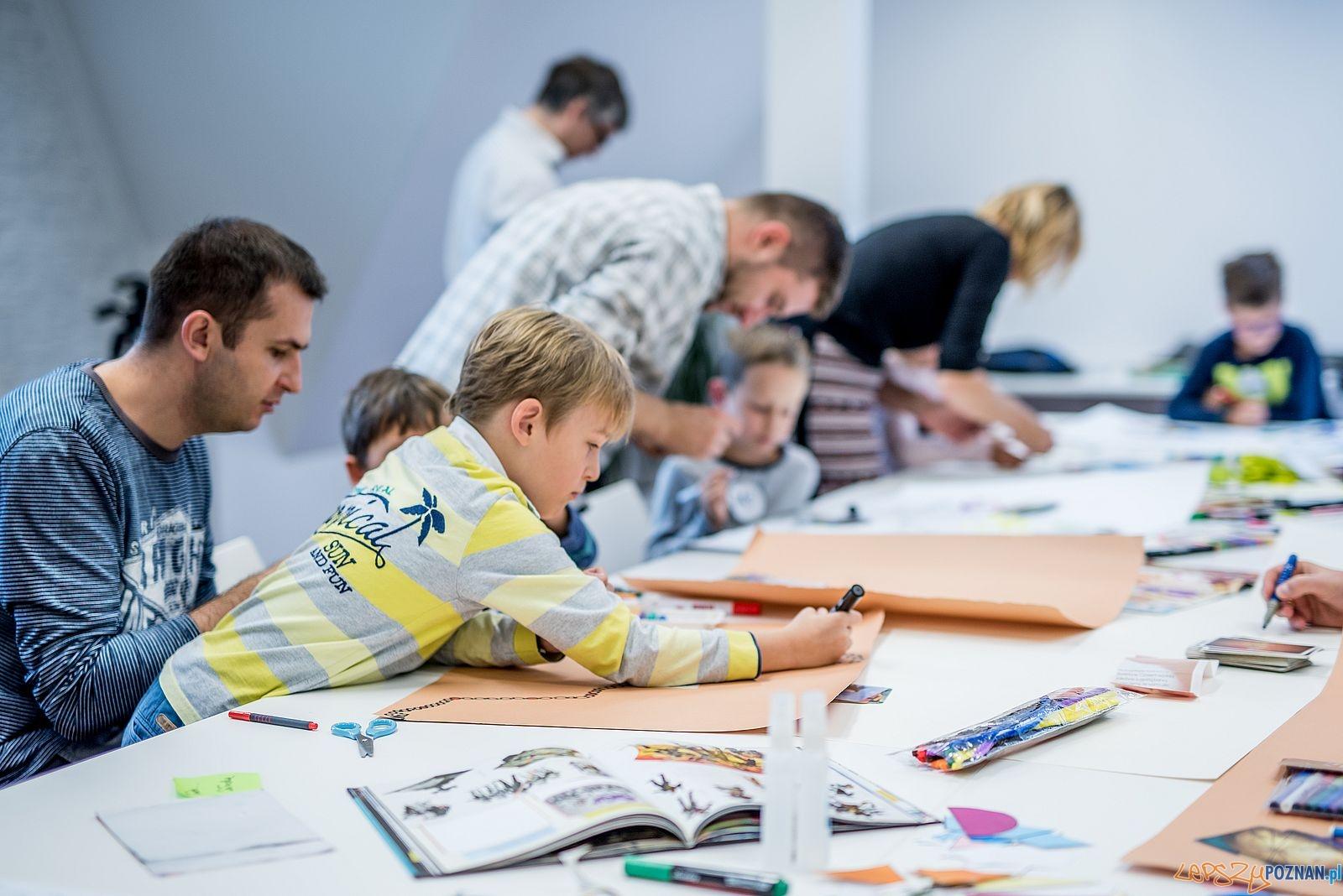 Festiwal Kreatywności dla dzieci (5)  Foto: Maciej Zakrzewski / Concordia Design