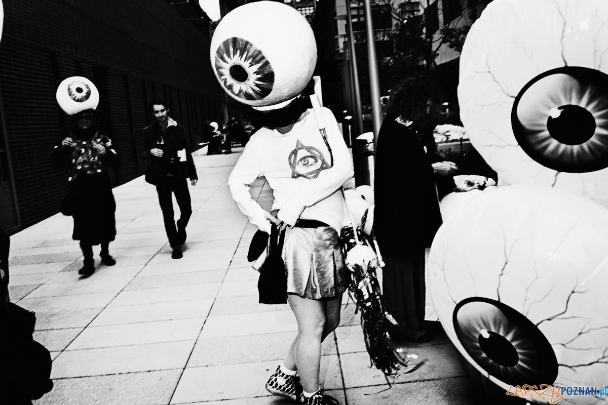 Parada Halloween Nowy York  Foto: Tomasz Lazar