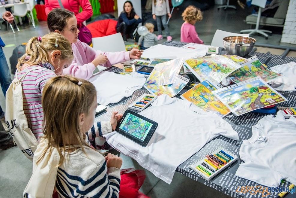 Festiwal Kreatywności dla dzieci (2)  Foto: Maciej Zakrzewski / Concordia Design