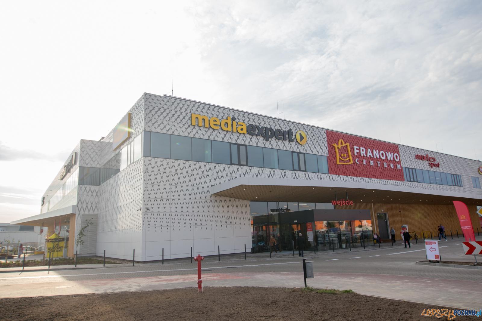 Nowe Centrum Franowo  Foto: lepszyPOZNAN.pl/Piotr Rychter