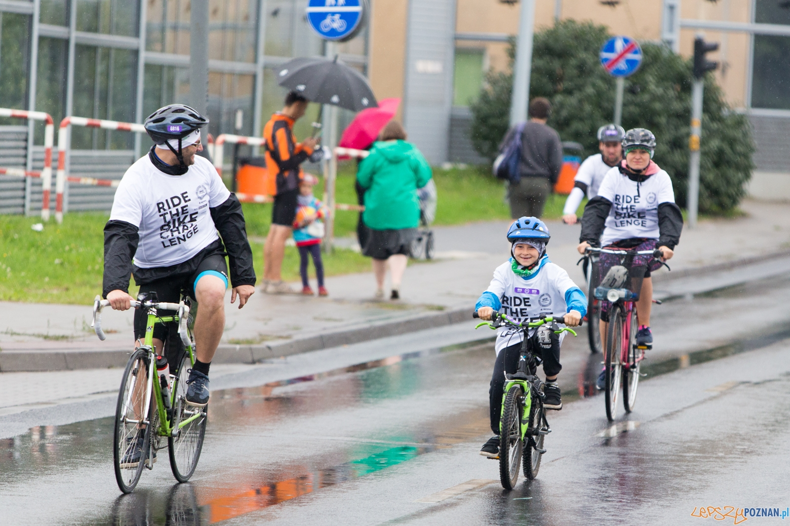 Škoda Poznań Bike Challenge  Foto: lepszyPOZNAN.pl/Piotr Rychter