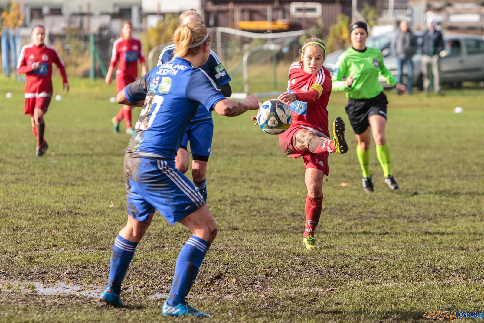 Piłka nożna 1 liga: Polonia Poznań vs Stomilanki Olsztyn 2:1  Foto: LepszyPOZNAN.pl / Paweł Rychter