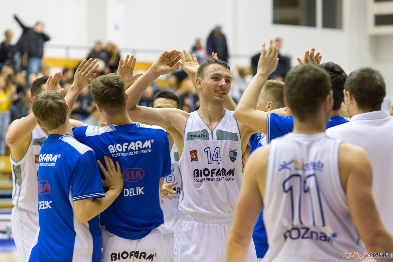 Biofarm Basket - Polfarmex Kutno  Foto: lepszyPOZNAN.pl/Piotr Rychter