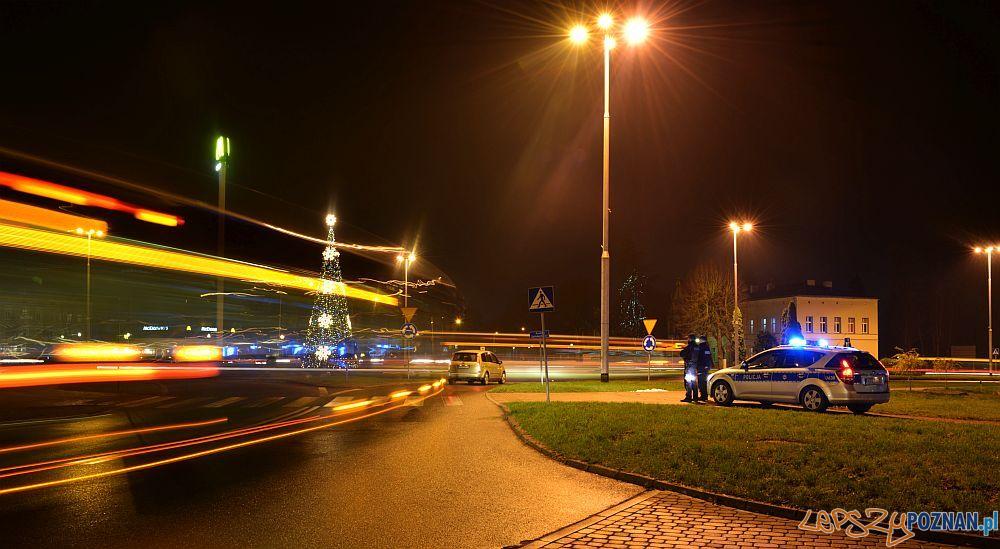 Policyjna akcja Błysk  Foto: KWP w Poznaniu