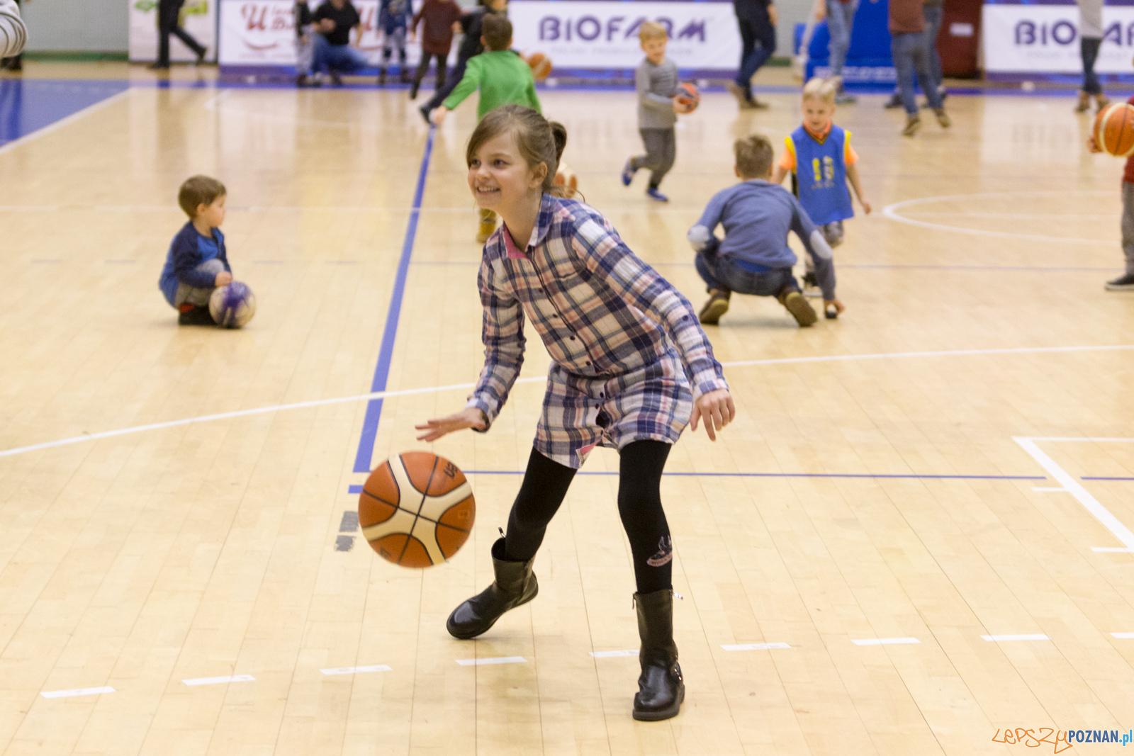 Biofarm Basket Poznań - Energa Kotwica Kołobrzeg  Foto: lepszyPOZNAN.pl/Piotr Rychter