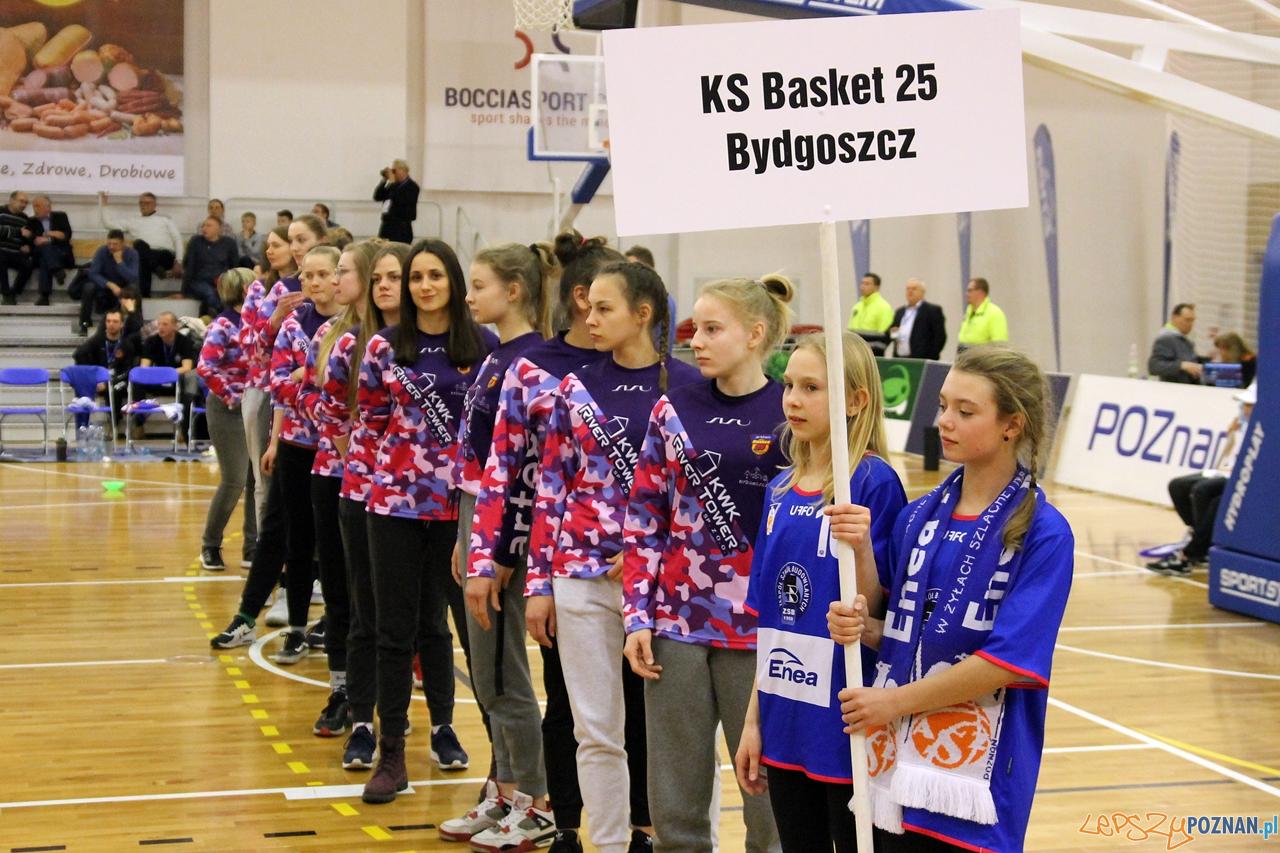 Prezentacja zespołów startujących w Mistrzostwach Polski U22 - 21.02.2018 r.  Foto: Budzik Poznański / Wojciech Budzik