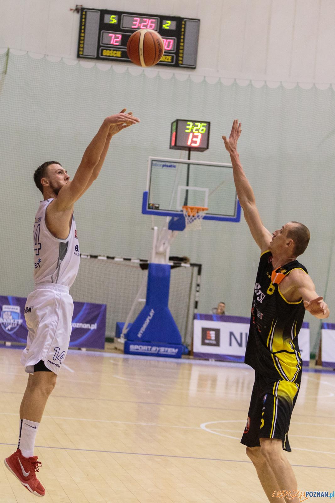 Biofarm Basket Poznań - Sokół Łańcut 86:75 - Poznań 17.02.  Foto: LepszyPOZNAN.pl / Paweł Rychter
