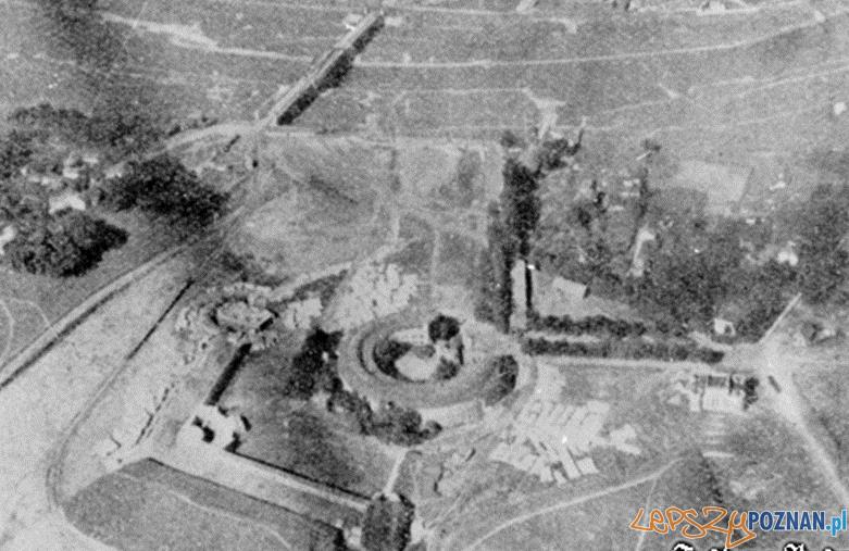 Fort Rauch 1913 r  Foto: Zbiory ppłk. Z. Inglota, za publikacją: Józef Jasiczak, Marcin Kanoniczak, Tomasz Kanoniczak, Wpływ