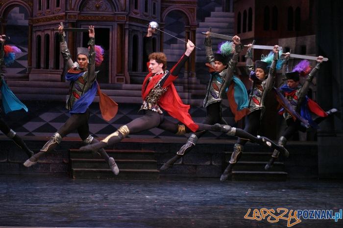 Moscow City Ballet - Romeo i Julia  Foto: materiały prasowe / makroconcert