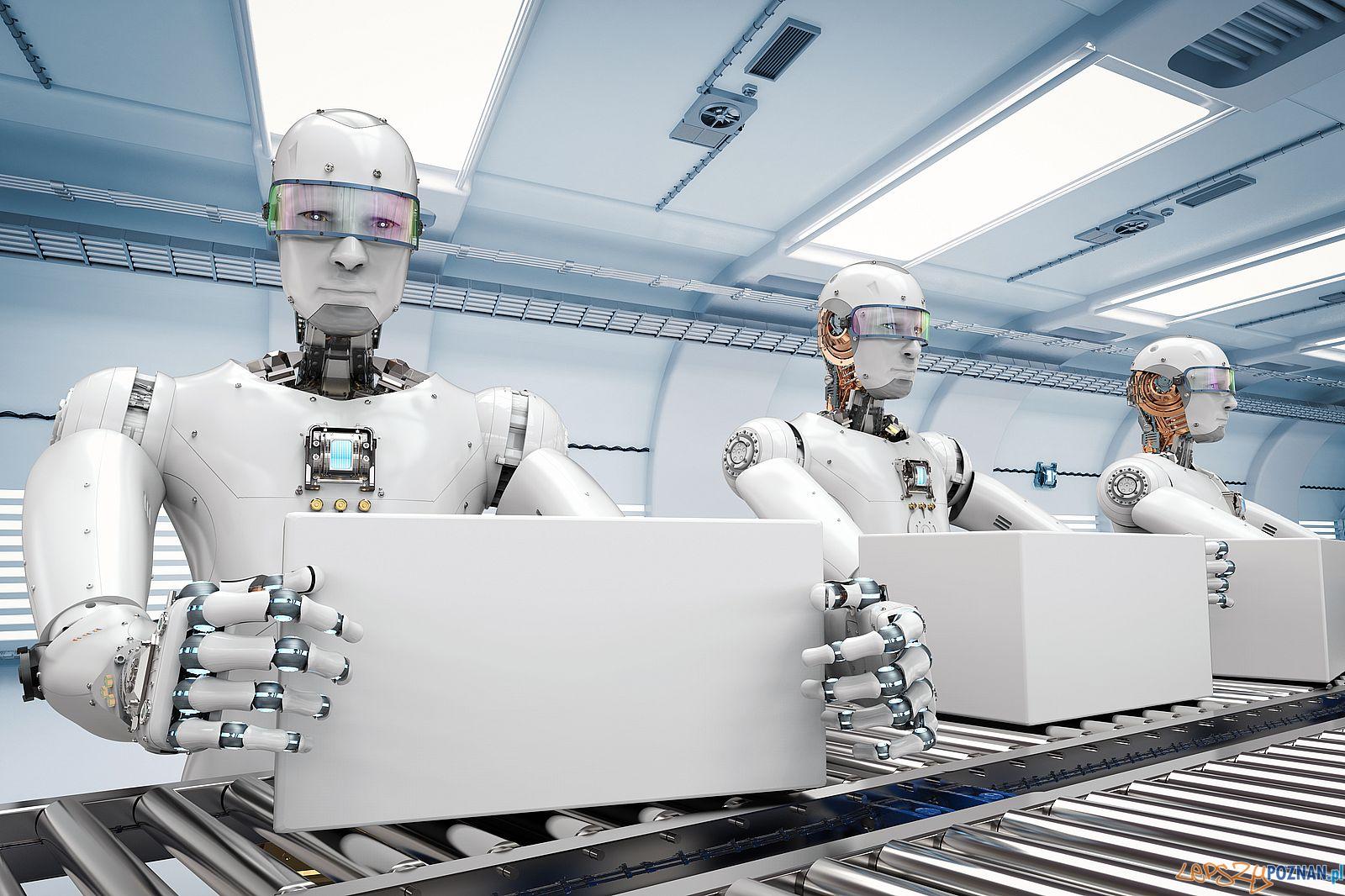 Nowe technologie - roboty i sztuczna inteligencja  Foto: materiały prasowe