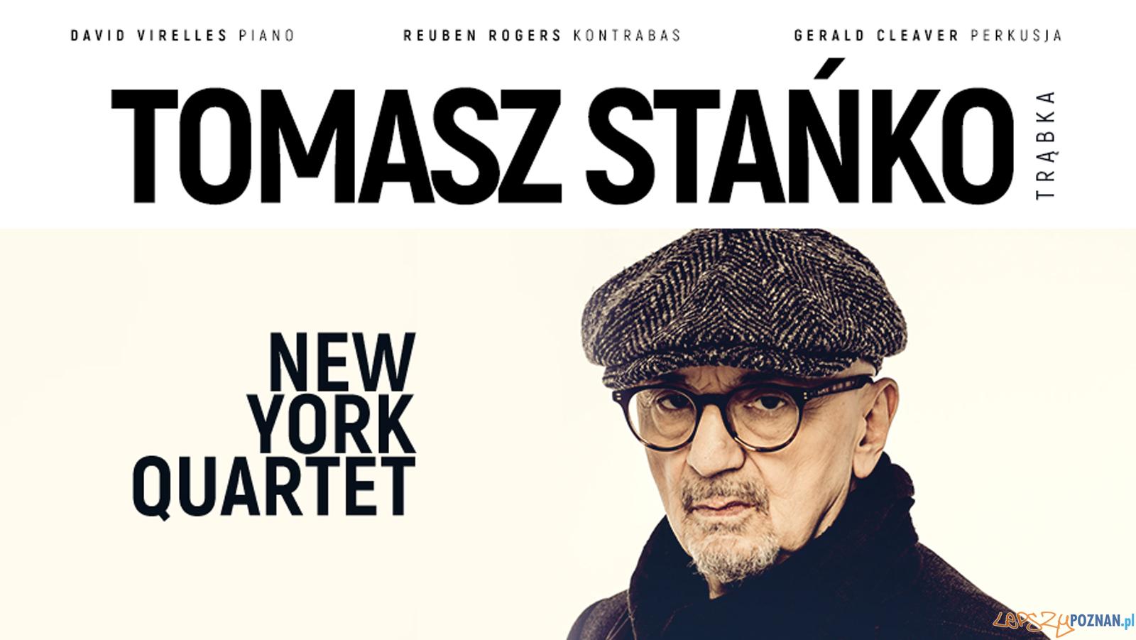 Tomasz Stańko New York Quartet  Foto: materiały prasowe / goodtaste
