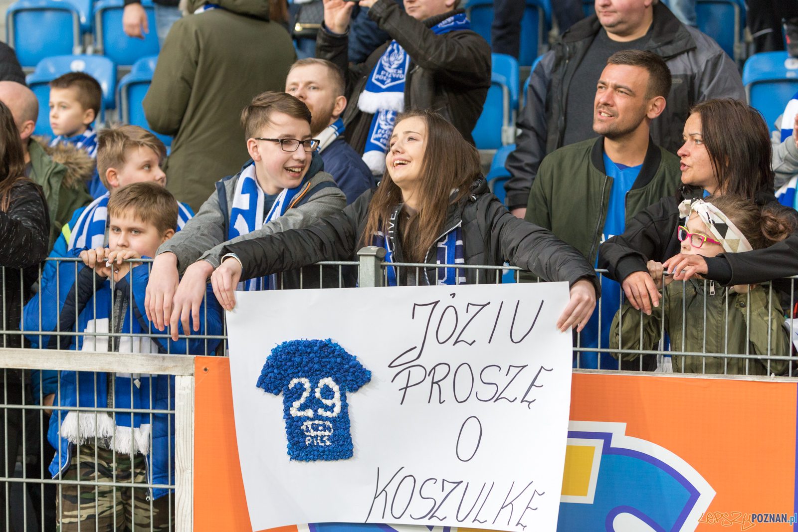 Lech Poznań - Jagiellonia Białystok  Foto: lepszyPOZNAN.pl/Piotr Rychter