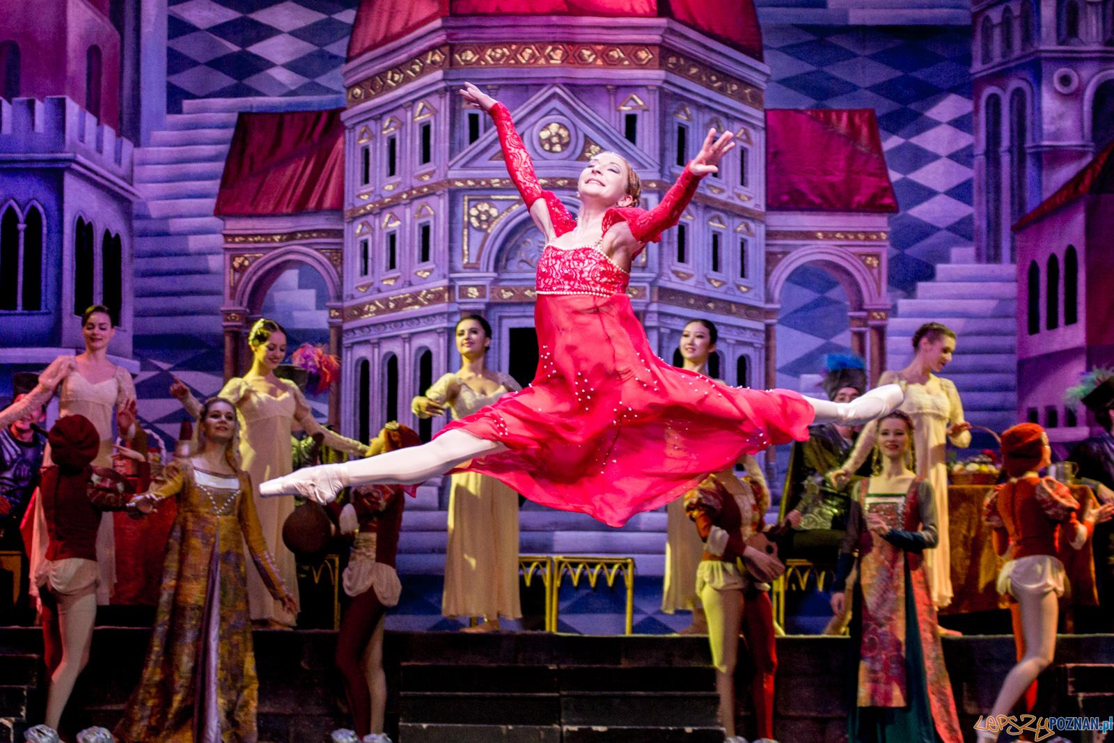 Moscow City Ballet Romeo i Julia  Foto: lepszyPOZNAN.pl / Ewelina Jaskowiak