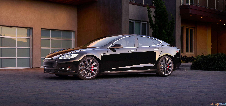 Tesla Model S  Foto: MTP / materiały prasowe