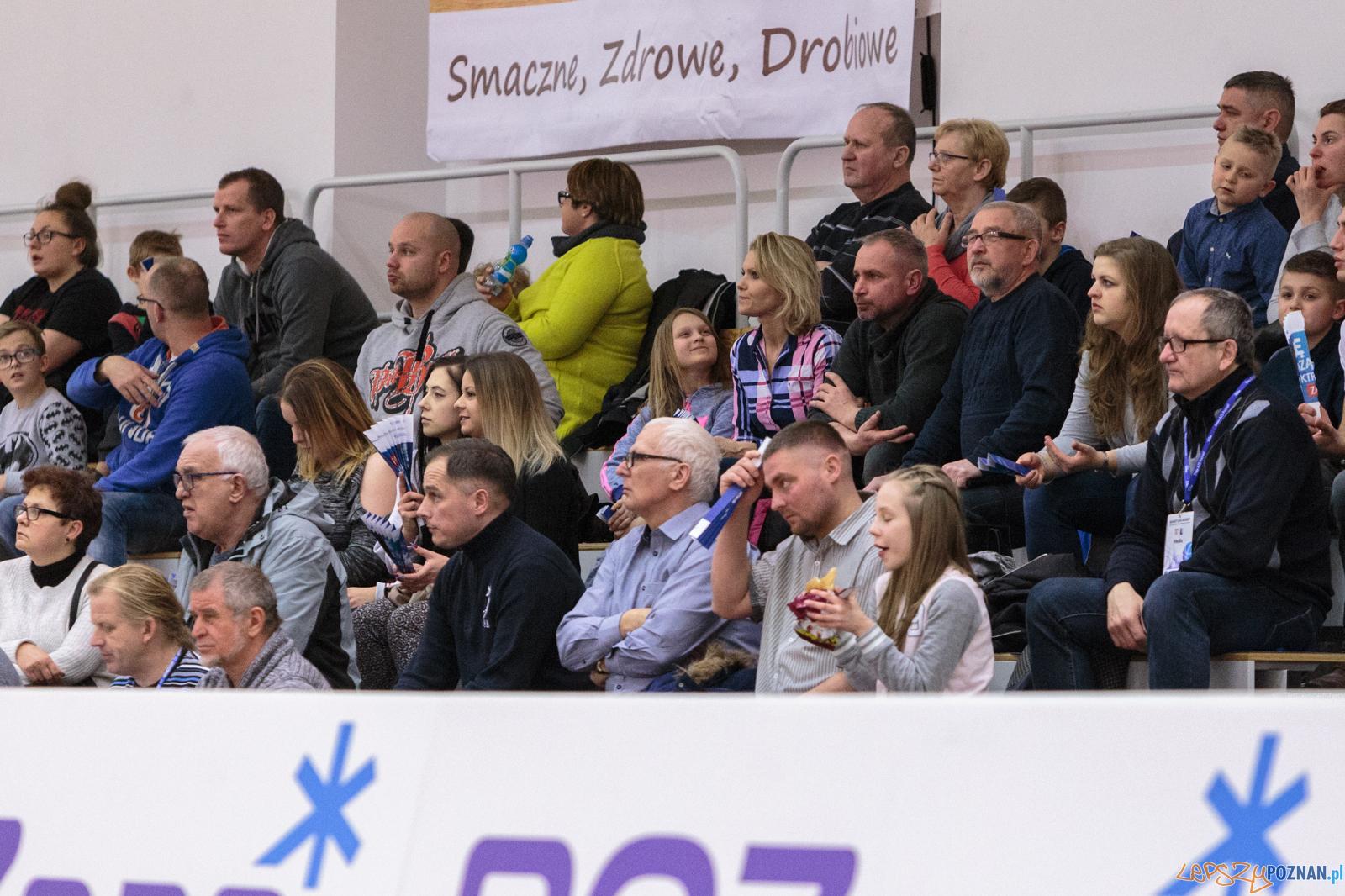 ENEA AZS Poznań - Widzew Łódź 80:71 - Poznań 17.03.2018 r.  Foto: LepszyPOZNAN.pl / Paweł Rychter